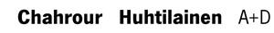 Chahrour Huhtilainen A+D