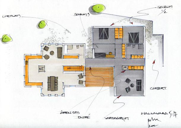 Chahrour Huhtilainen A+D Villa Kattvik 5