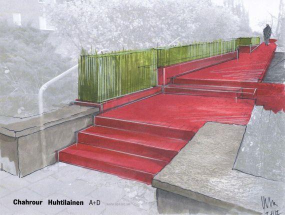 Chahrour_Huhtilainen_A+D_Tornet_Västra_Helsingborg_4