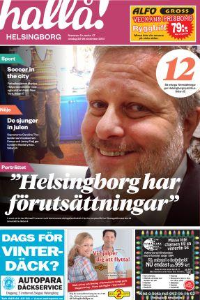 Helsingborg Hallå nr 8