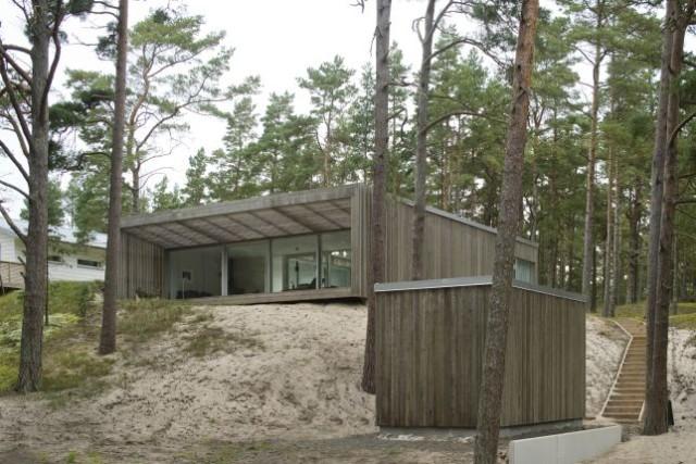 Chahrour Huhtilainen A+D, Villa Kristensson, 2