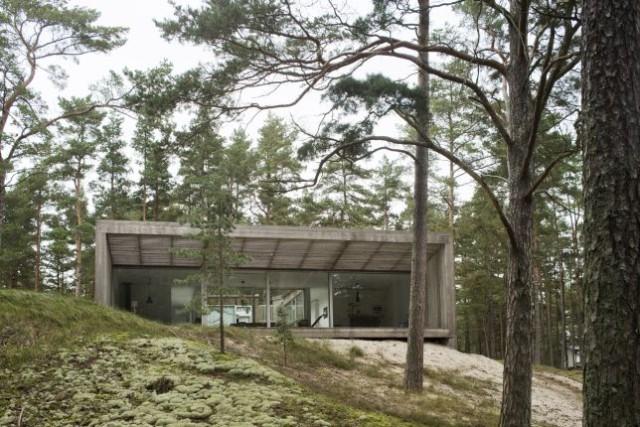 Chahrour Huhtilainen A+D, Villa Kristensson, 3