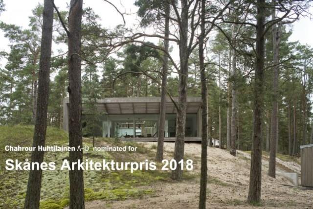Chahrour Huhtilainen A+D Nominated Region Skåne 3