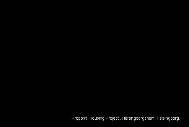 Svart grund Helsingborgshem